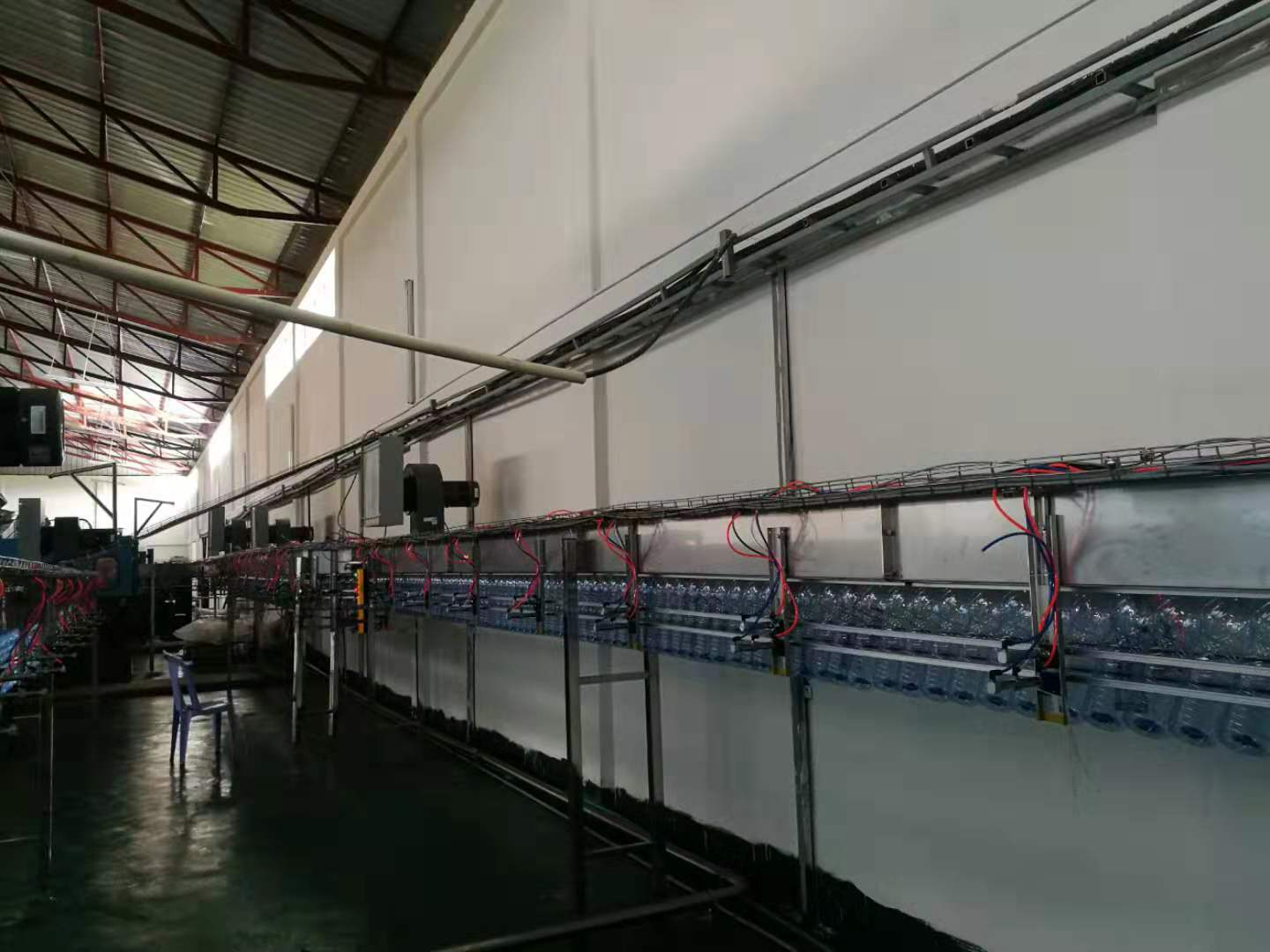 Air Conveyors From Classic Linear Blower