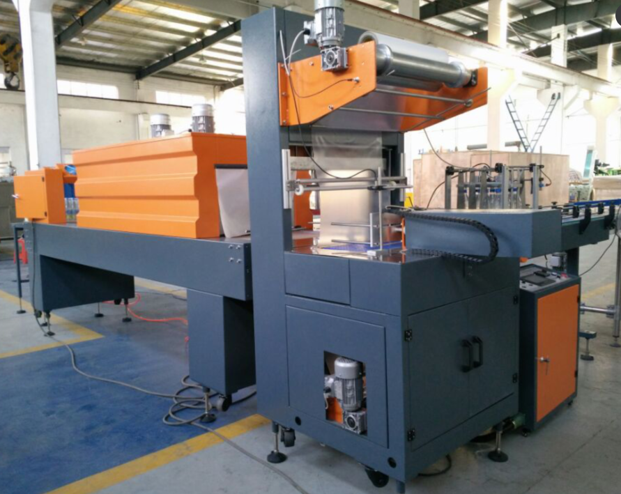 Carton Tray with Film Packing Machine